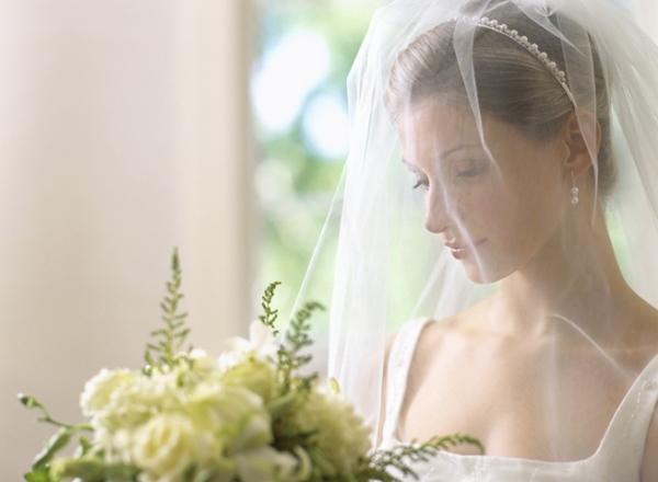 結婚式花嫁