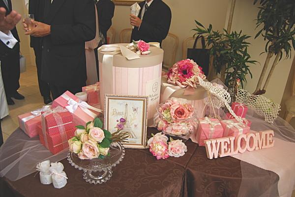 結婚式ウエルカムボード
